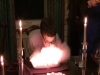 Surprise! Exploding Birthday Cake!