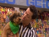 Star the Puppy Scores a Double Touchdown